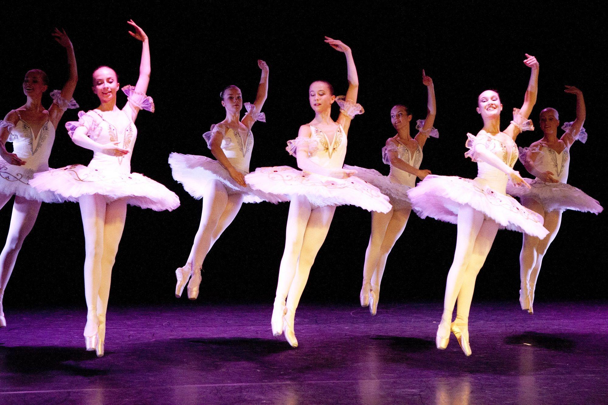 Kansallisoopperan Balettioppilaitos Paquita