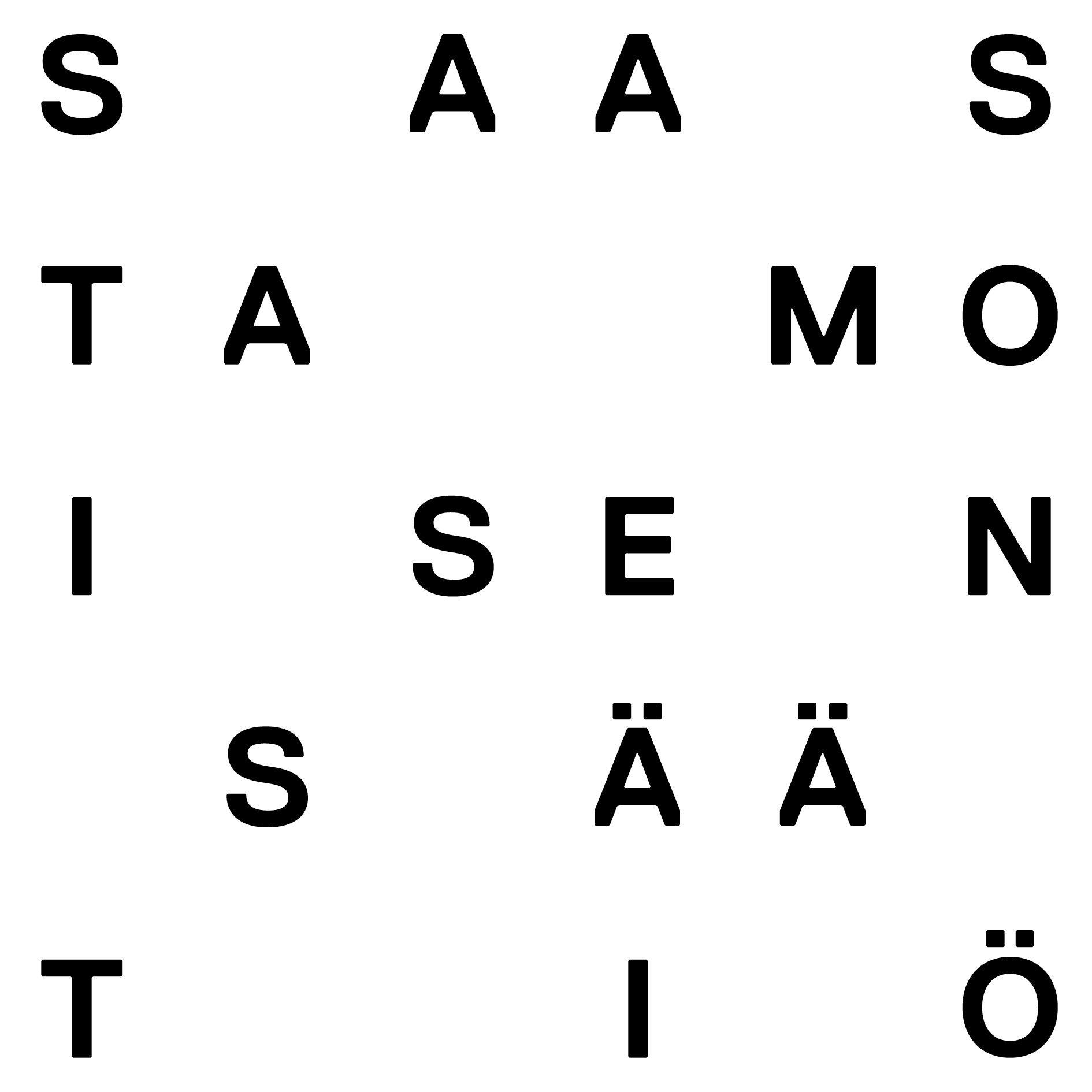 Saastamoisen säätiön logo