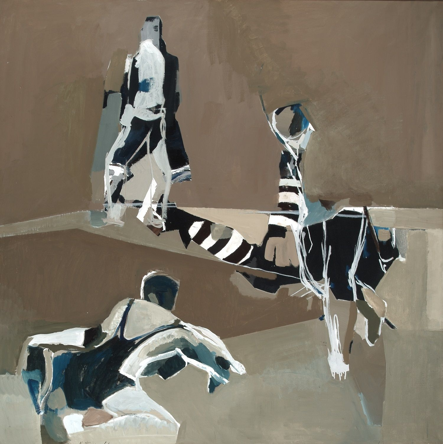 Anja Hyttisen teos Olympiadi