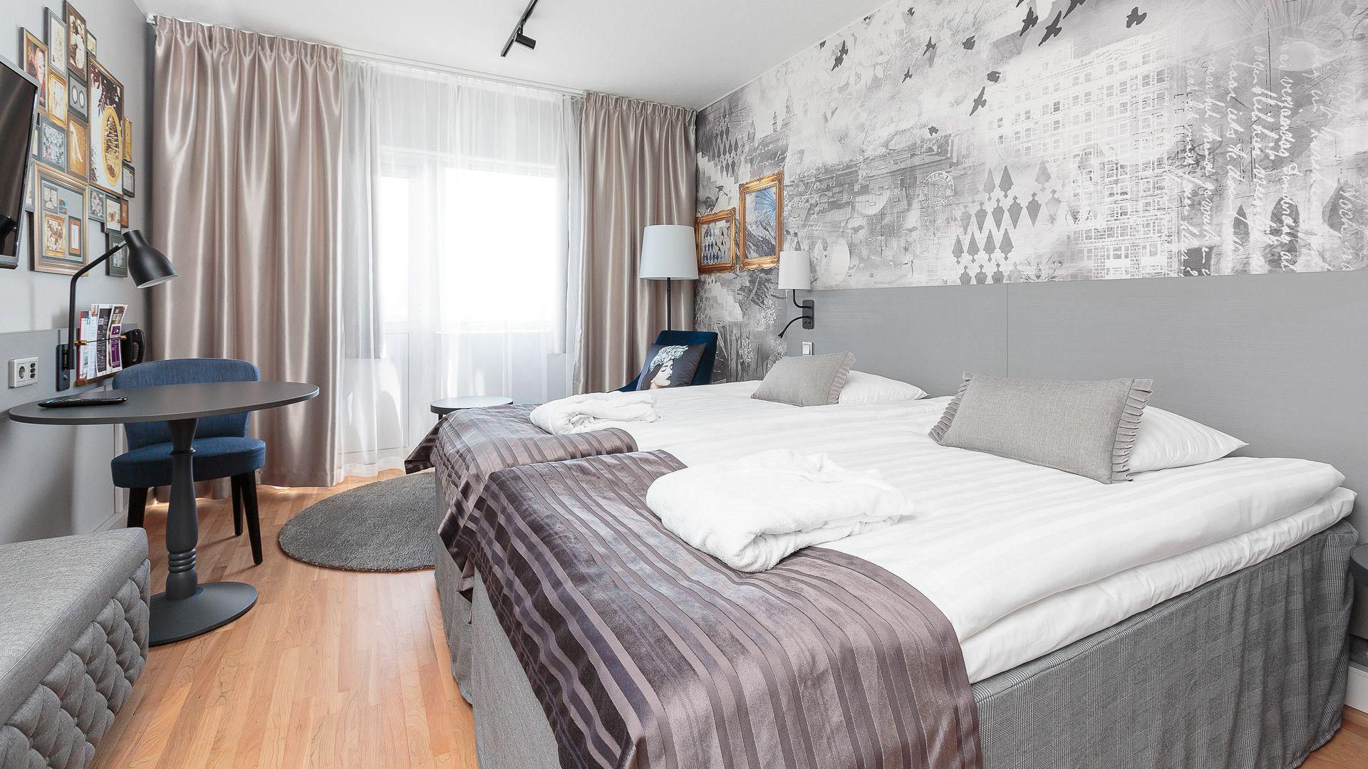 Scandic Kuopio hotellihuone