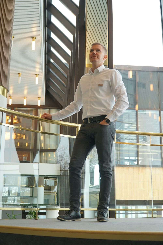Mikko Mononen Scandic Kuopion hotellinjohtaja