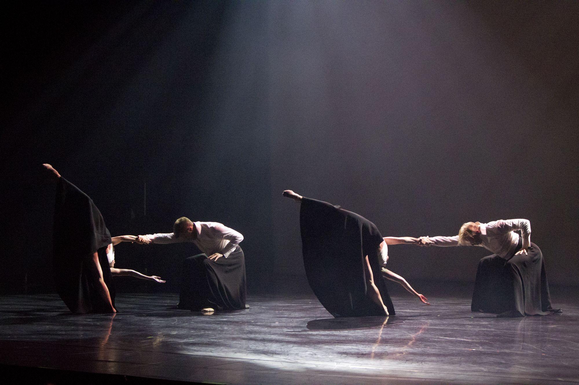 Pori Dance Company, Hetkien vaellus