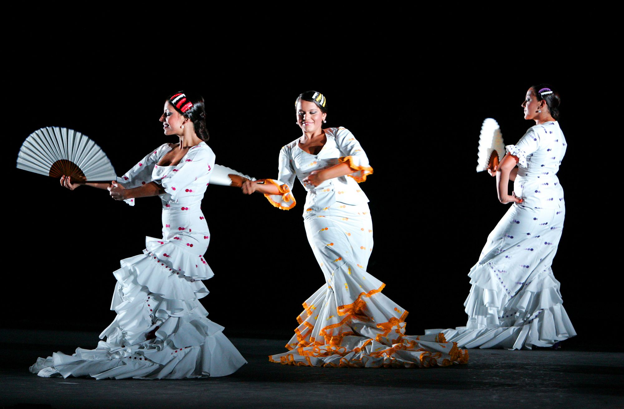 Eva Yerbabuena Ballet Flamenco, 2006