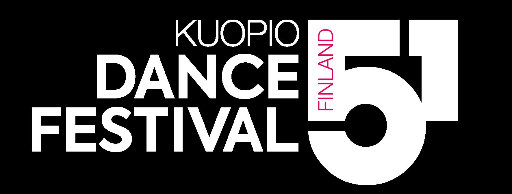 Kuopio Dance Festival Logo 2020 original