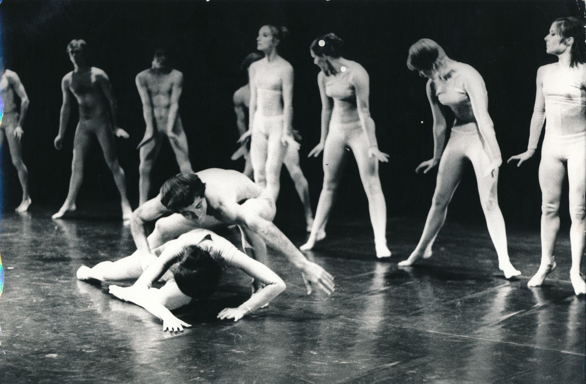 Ballet Rambert 1971