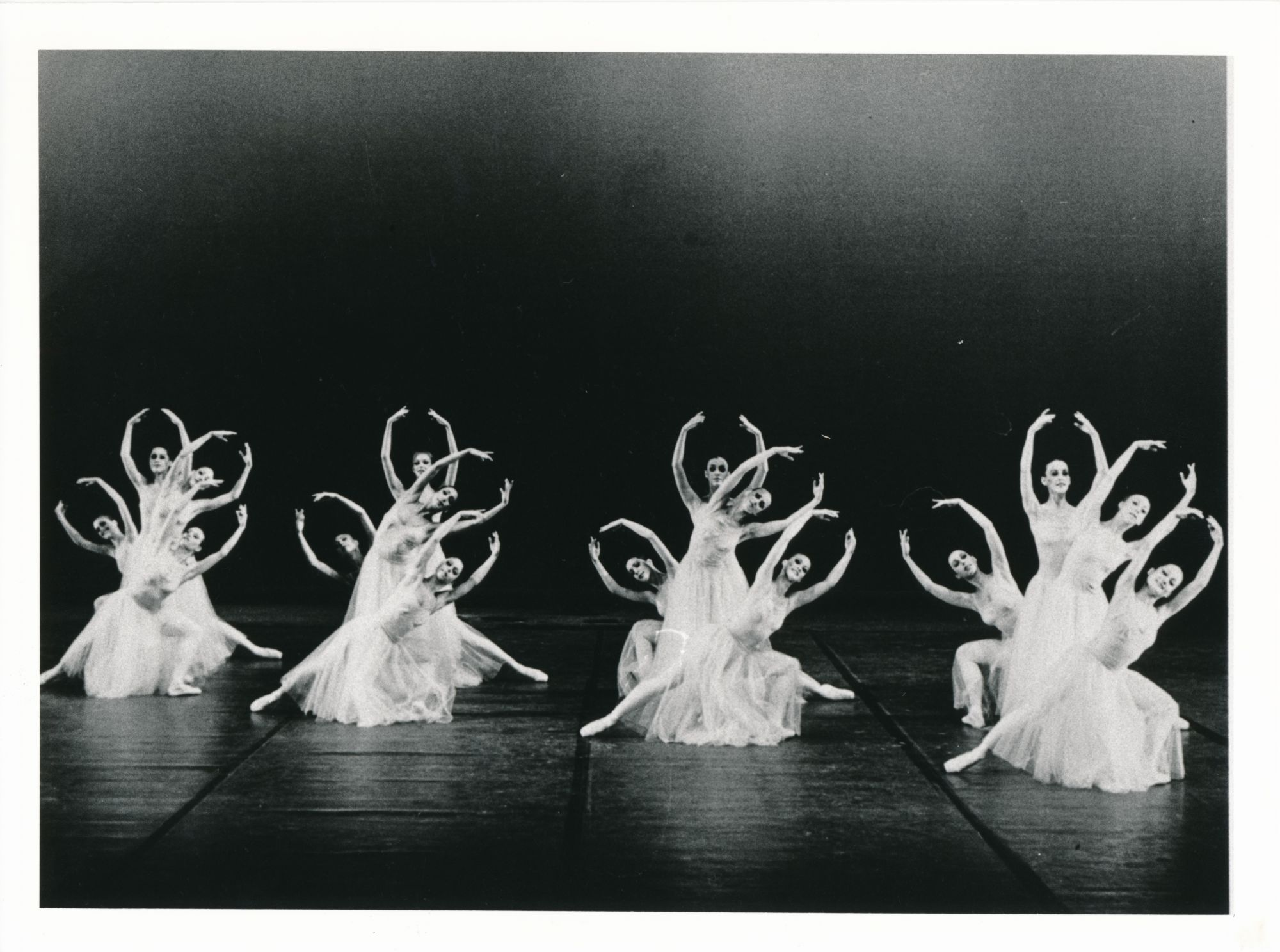 1987, Serenade, chor. George Balandine