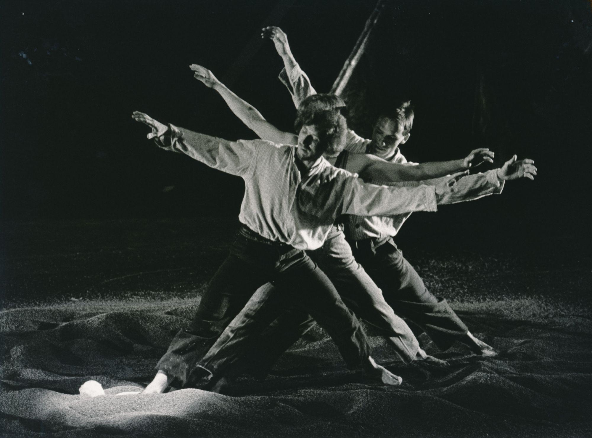 Tanssiteatteri Raatikko, Luutanainen, 1984