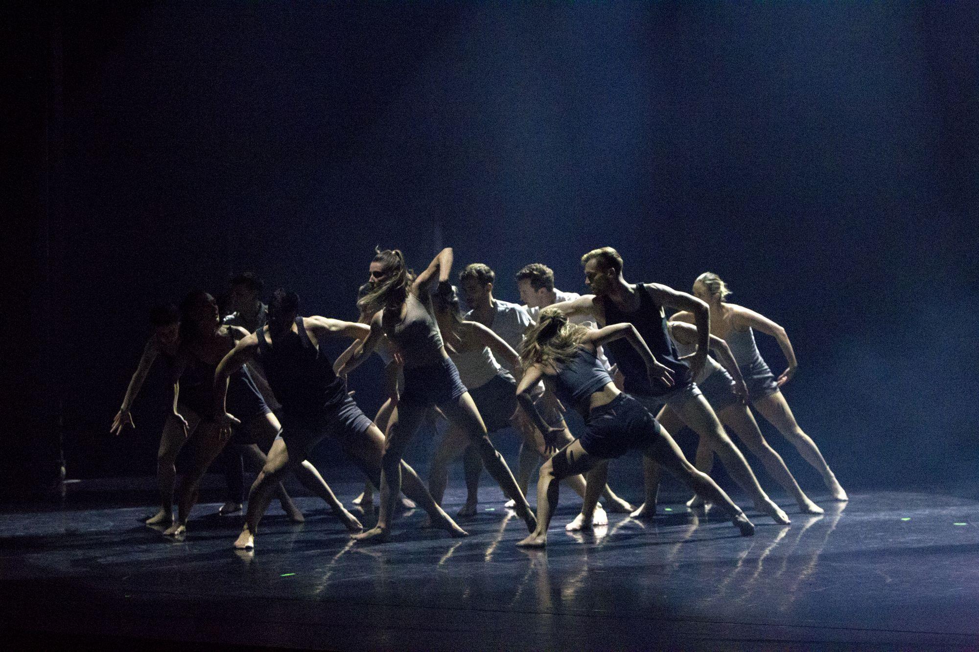 Sydney Dance Company, Lux Tenebris, Gaala 2019