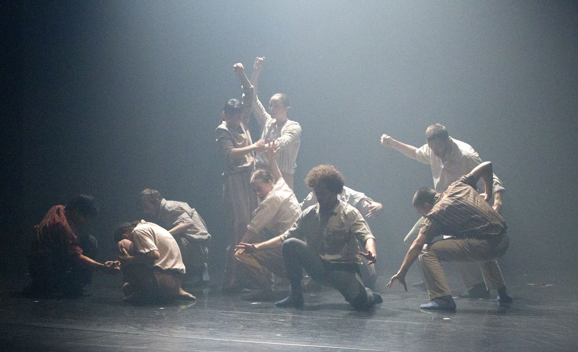 Hofesh Shechter Company, Grand Finale, 2019