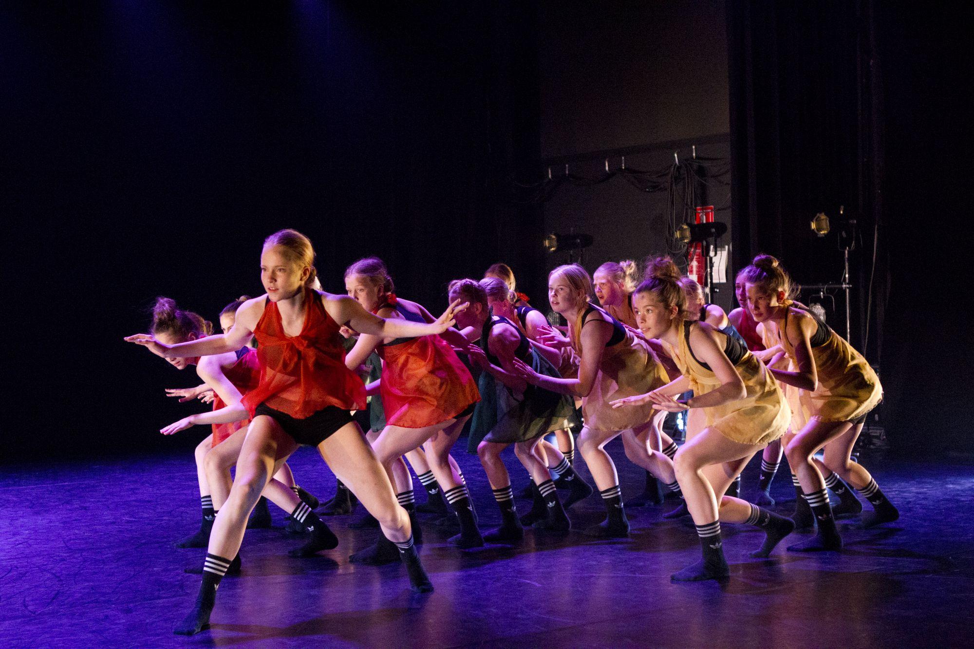 Tanssioppilaitokset On Stage 2019, Tanssikoulu DCA, Laumaeläin