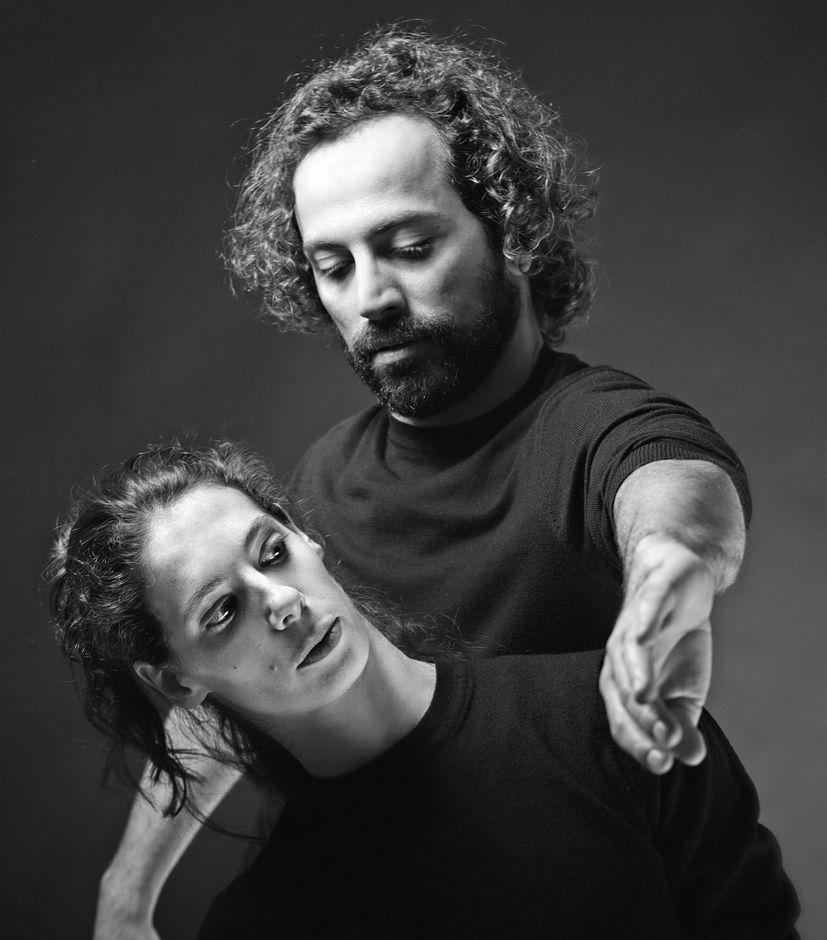 Guy Nader & Maria Campos