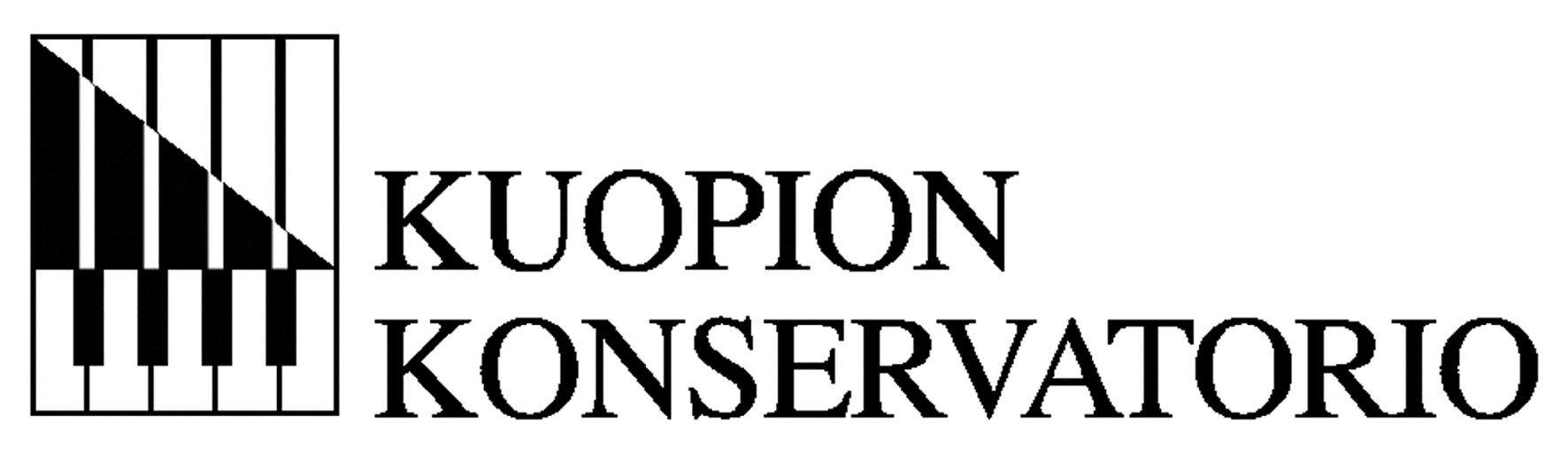 Kuopion konservatorion logo