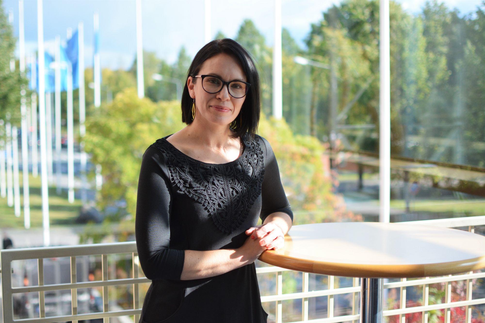 Elina Vetoniemi, KTS hallitus