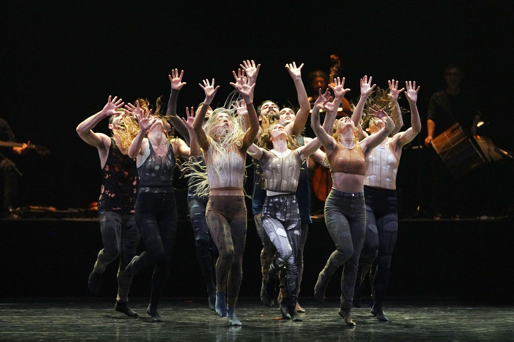 Andonis Foniadakis Dance Company (Kreikka): Salema Revisited