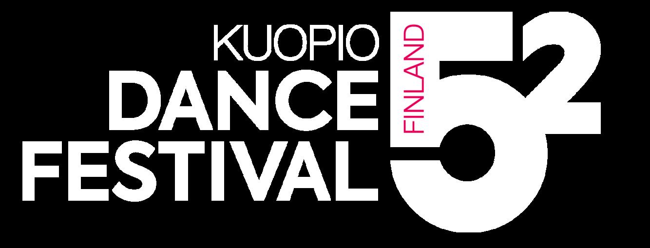 Kuopio Dance Festival Logo 2021